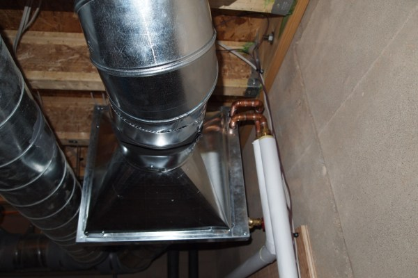 Ductwork for heating system