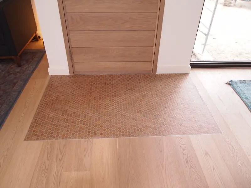 Jelinek inlaid cork floor