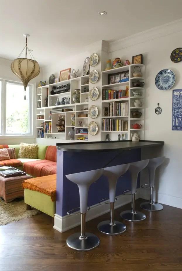Livingroom, Paperstone countertops