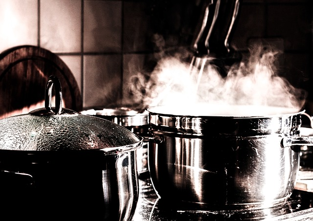 Cooking as an Indoor Air Pollution Hazard