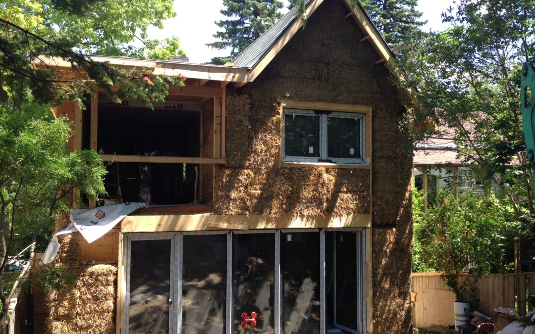 A Straw Bale Home Q&A with the Fourth Pig Sustainable Builders