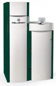 Pellergy Alpha Boiler