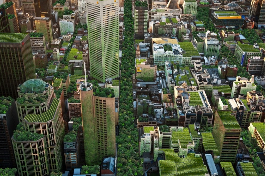 Five Green Shades of Melbourne: Development Projects Changing Capital of Victoria