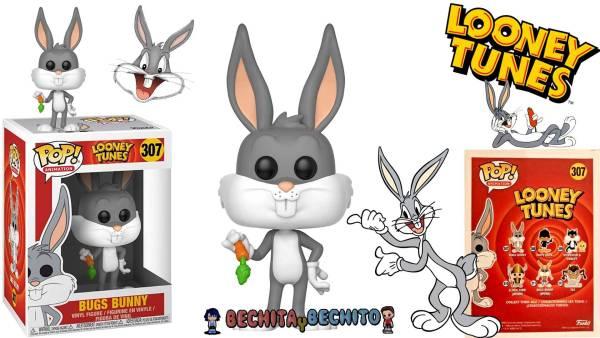 funko pop Bugs Bunny 307 2