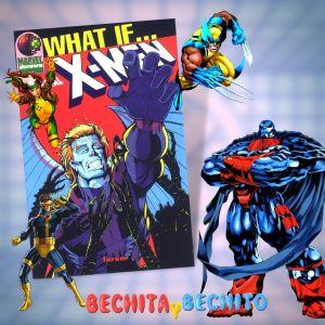 What If X Men Especial Marvel Comic