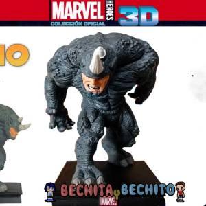 Rhino Marvel Heroes 3D Salvat