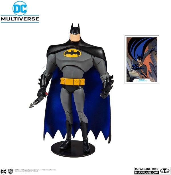 dc multiverse mcfarlane batman animated