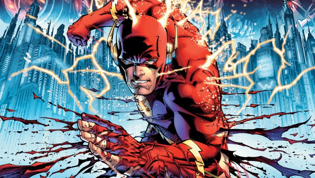 flashpoint comic 1