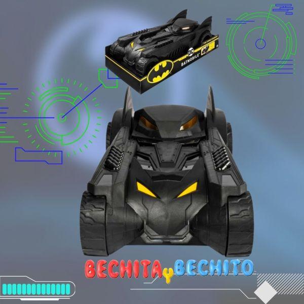 Batmobile The Caped Crusader Spin Master Batman