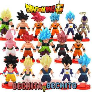 Dragon-Ball-Z-Súper gashapones