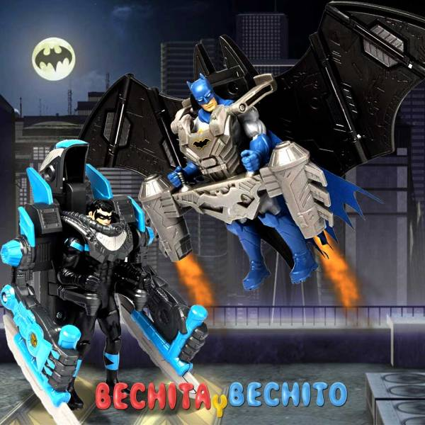 batman nightwing-Mega-Gear