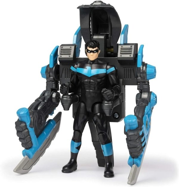 nightwing Mega Gear Armadura Transformable d