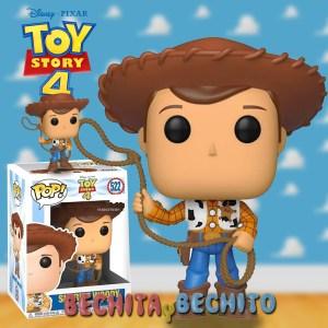 Funko Pop Woody 522 Toy Story 4