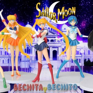 sailor moon figuras de accion