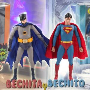 Batman Superman Neca Bootleg