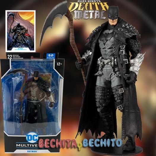 Batman Grim Reaper McFarlane Toys