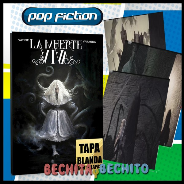 La Muerte Viva Pop Fiction
