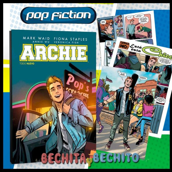 archie vol1 pop fiction