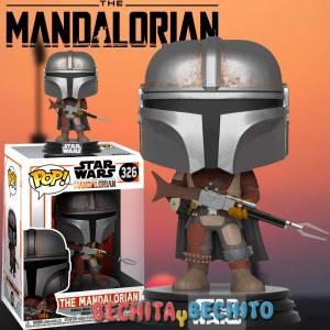 funko pop the mandalorian 326