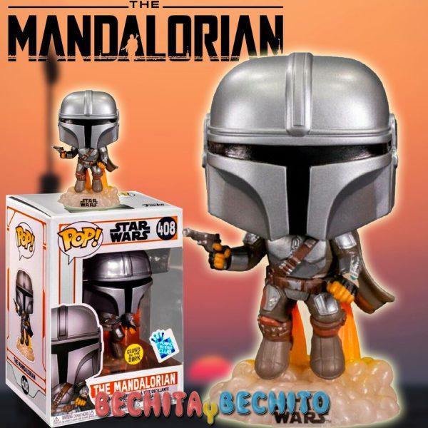funko pop the mandalorian 408