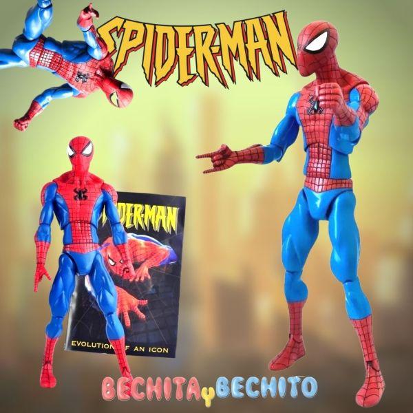 Spider Man Marvel Legends Icon