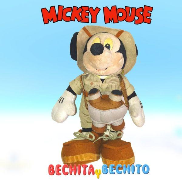 mickey mouse peluche disney