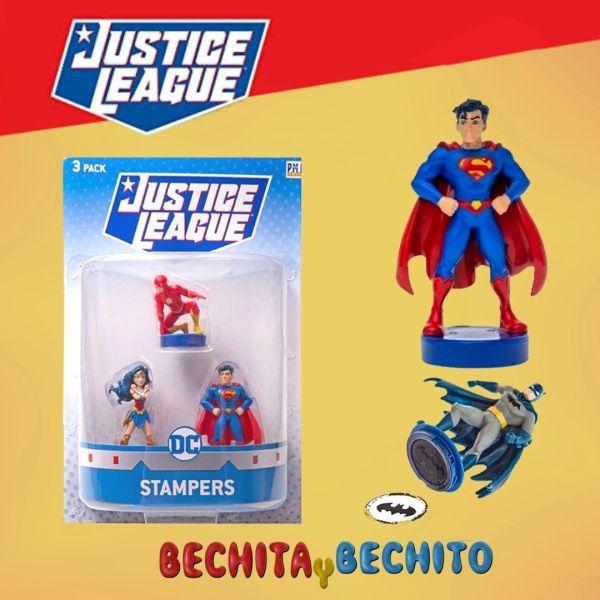 Sellos Justice League DC Comics