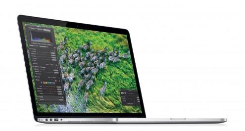 Den nye MacBook Pro med Retina Display
