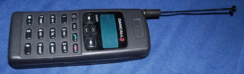 Dancall GSM telefon