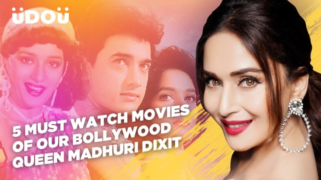 5 Must Watch Movies of Our Bollywood Queen Madhuri Dixit