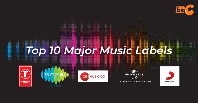 Top 10 Major Music Labels in India