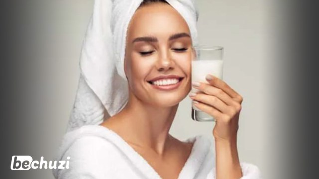 Top Health Benefits of Milk For Your Skin.