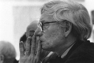 Famed and influential architect Louis Kahn