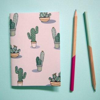 Cactus Notebook