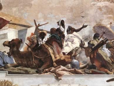 tiepolo africa