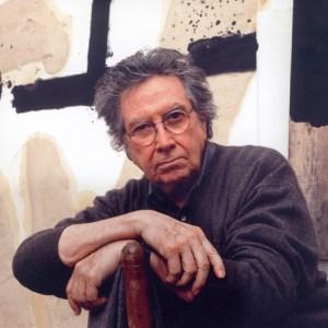 Antoni Tapies.