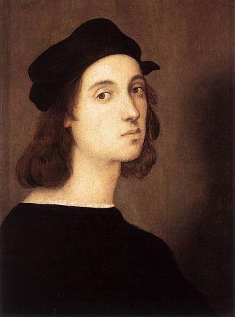 Self-Portrait of Raphael (1506).