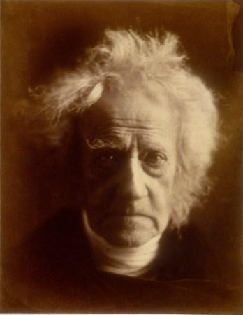 Julia Margaret Cameron's Portrait of John Herschel.