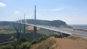The Millau Viaduct is the tallest bridge in the world.