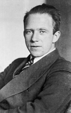 Werner Heisenberg in 1933.