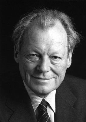 Willy Brandt in 1980.