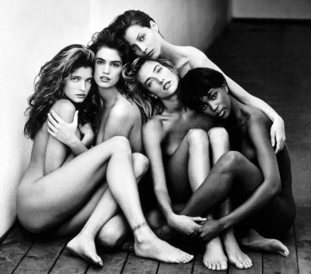 Herb-Ritts supermodels larger