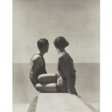 Bathing Suits by Izod is a photograph by fashion photographer Hoyningen-Heune.