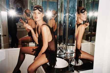Mario Testino, Kate Moss, London, 2006
