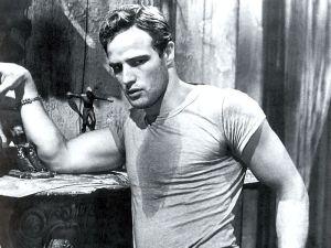 Marlon Brando in A Streetcar Named Desire (1951).