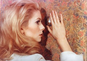 Catherine Deneuve in Belle de jour (1967).