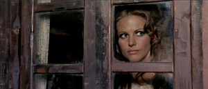 Claudia Cardinale in Sergio Leone's Once Upon a Time in the West (1968).
