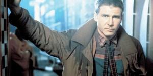 Harrison Ford in Blade Runner (1982).