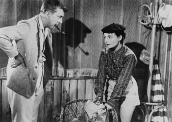 Jacques Tati as Mr. Hulot in Mr. Hulot's Holiday (1952).