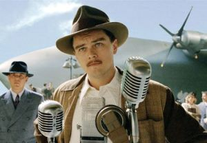 Leonardo DiCaprio in The Aviator (2004).
